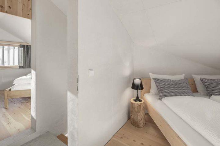 Modern Chalet — Bedroom