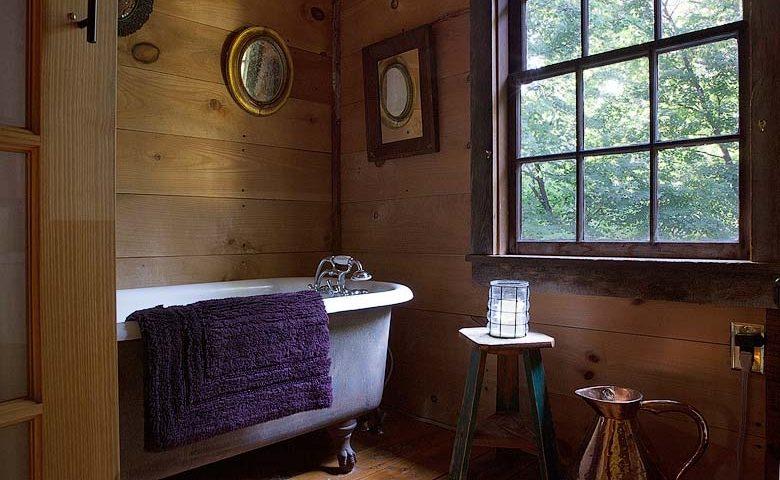 Rustic Homestead — Bathroom