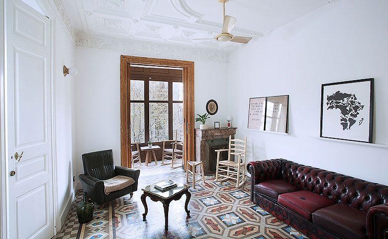 yök Casa & Cultura — Casa C living room
