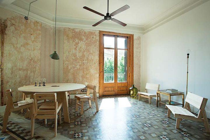yök Casa & Cultura — Casa A dining area