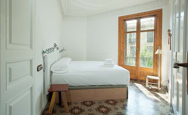 yök Casa & Cultura — Casa B bedroom