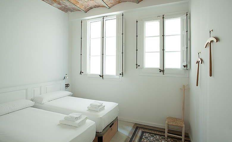 yök Casa & Cultura — Casa C second bedroom