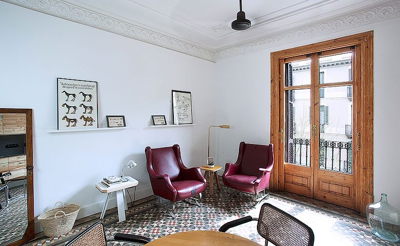 yök Casa & Cultura — Casa B living and dining
