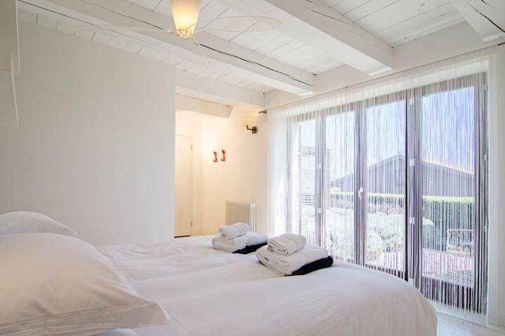 Borgo Tranquillo — Bedroom in the villa