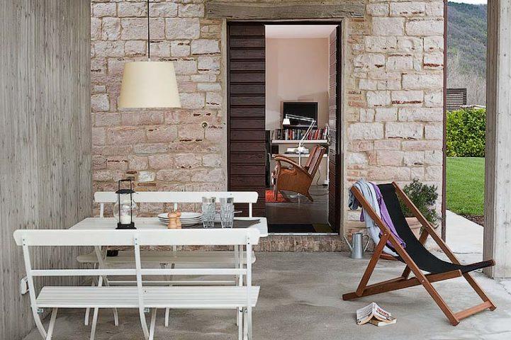 Borgo Tranquillo — Apartment 2 terrace
