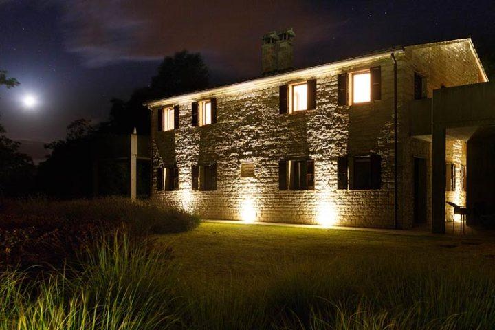 Borgo Tranquillo — Borgo Tranquilllo at night
