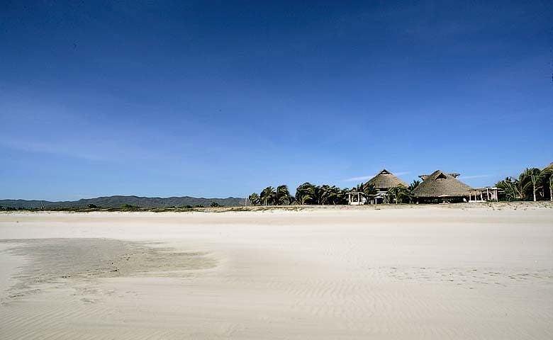 Casa Inspiración — Beach in front of the villa