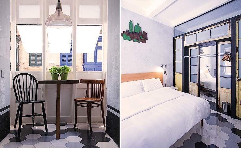 Valletta Vintage — The Retro Pad bedroom