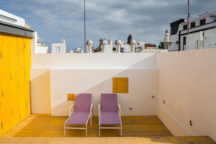 The Loft Las Palmas — Roof terrace