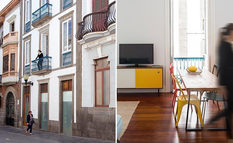 The Loft Las Palmas — Loft with balcony