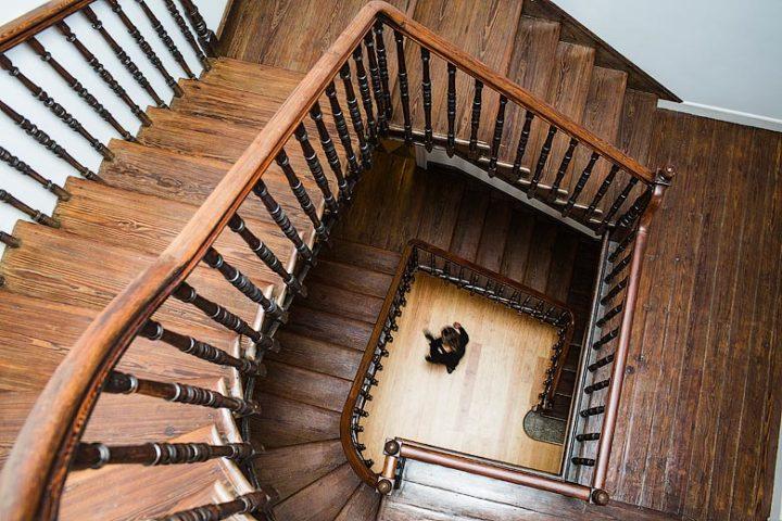 The Loft Las Palmas — The Loft Las Palmas staircase