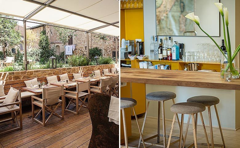 La Bandita Townhouse — Restaurant and terrace bar