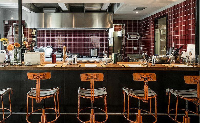 La Bandita Townhouse — La Bandita restaurant