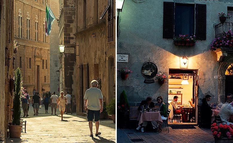 La Bandita Townhouse — Pienza