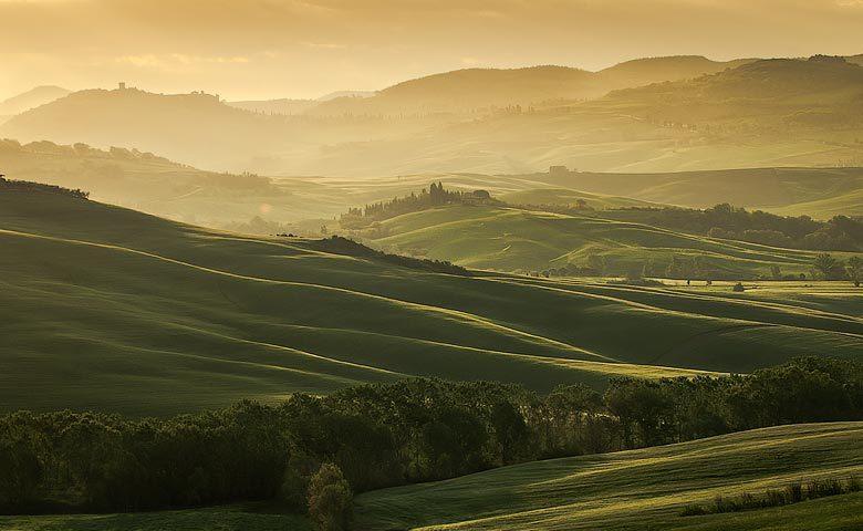 La Bandita Townhouse — Tuscan countryside