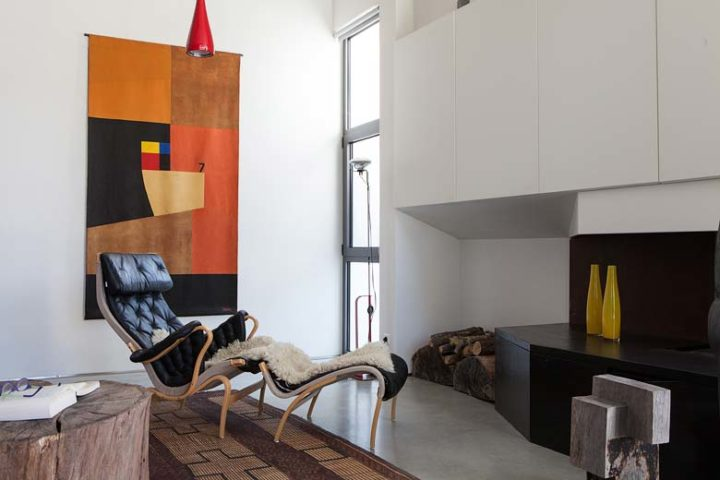 Art Loft — Living area