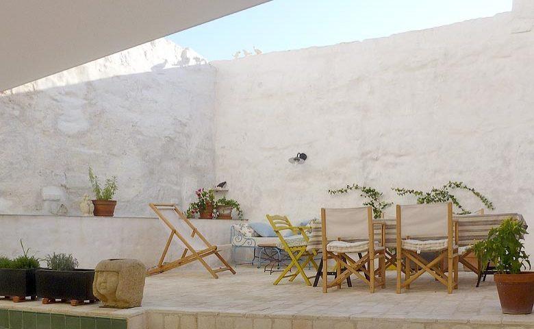 Ses Sucreres — Terrace