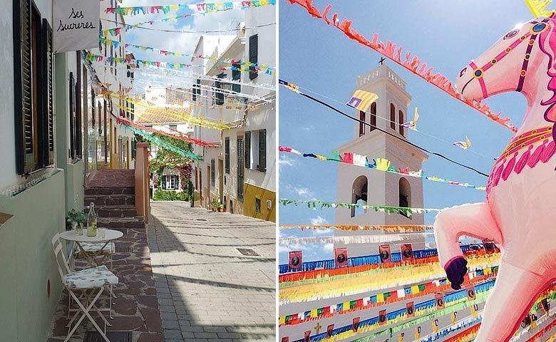 Ses Sucreres — Streets of Ferreries, Menorca