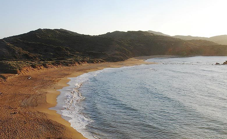 Ses Sucreres — Menorca beach