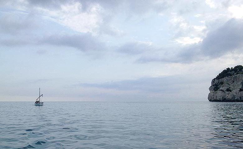 Ses Sucreres — Coast of Menorca