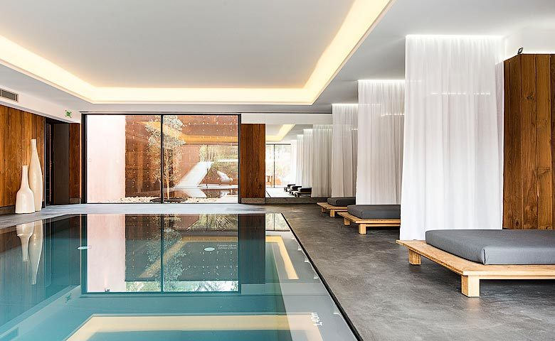 Sublime Comporta — Pool and spa area