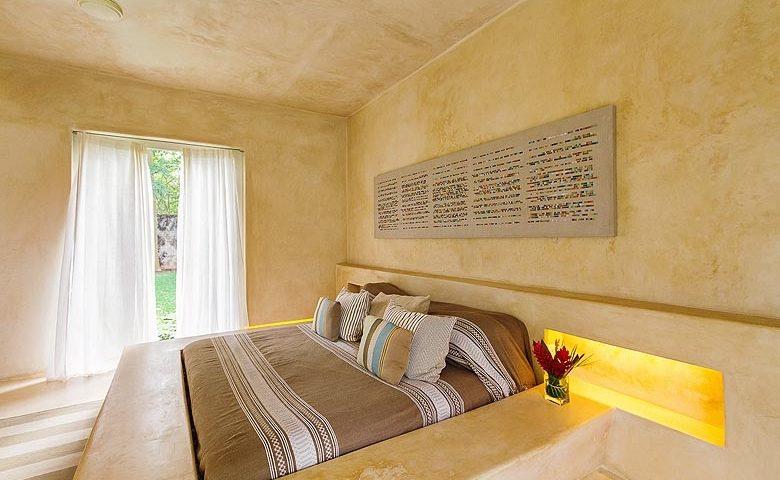 Casa Sisal — Master bedroom