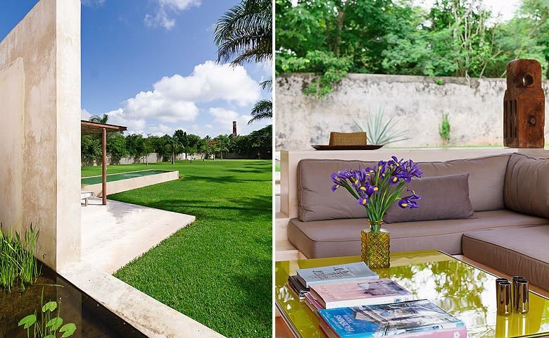 Casa Sisal — View of the estate