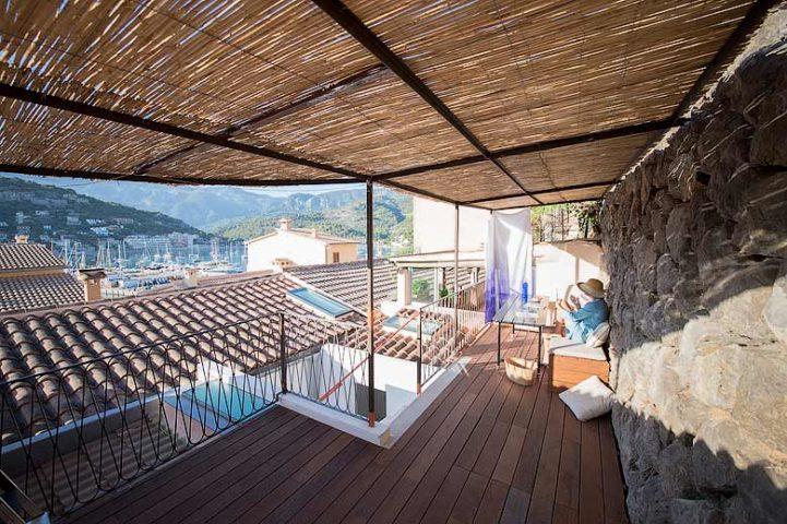 Casa Port — Roof terrace