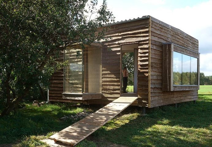 Re:hof Rutenberg — Summer House Salix