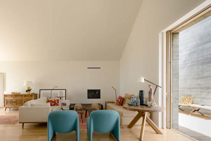 Les Terrasses de Comporta — Living room