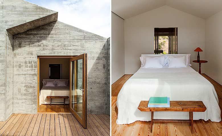 Les Terrasses de Comporta — Bedroom
