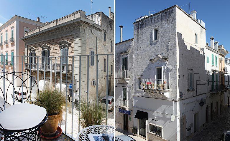 Palazzina Alchimia — Balcony