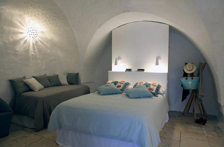 Palazzina Alchimia — Bedroom