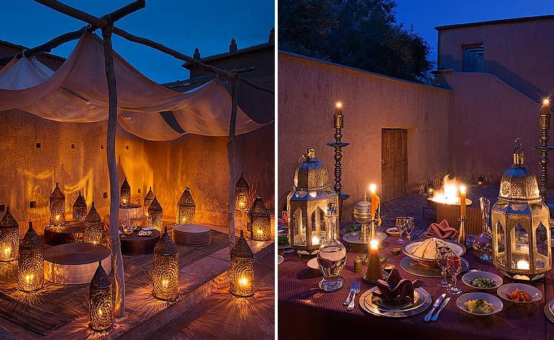 Dar Ahlam — 1001 nights dinner