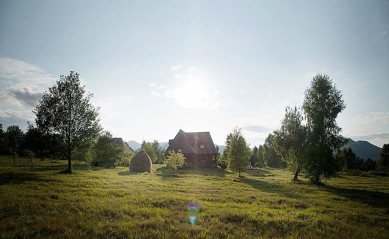 Cosma Lodge — Maramures estate