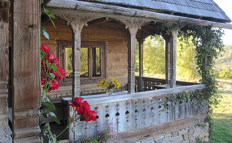 Maris Lodge — Veranda