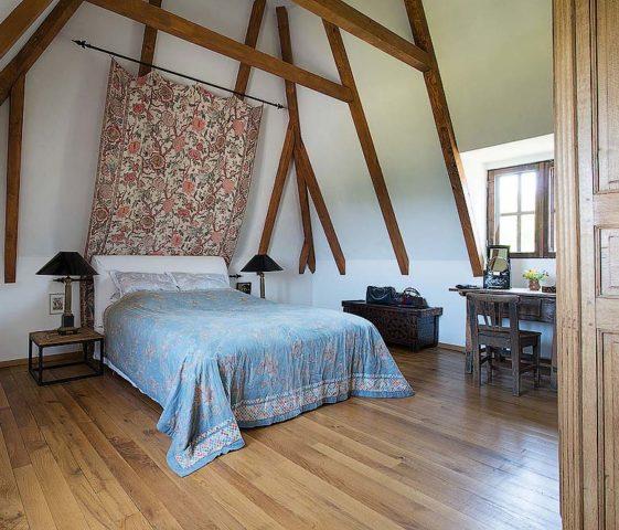 Maris Lodge — Bedroom