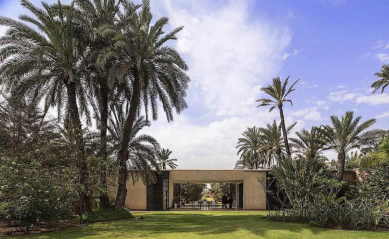 Artist Villa — Garden