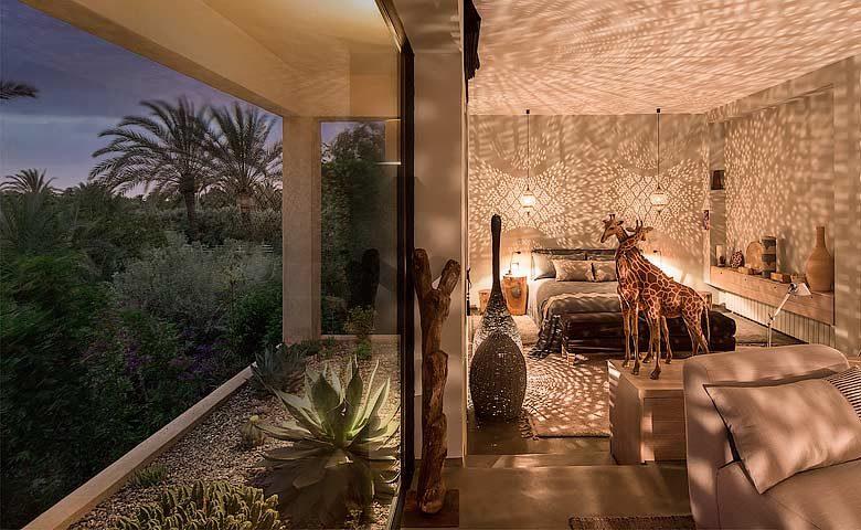 Artist Villa — Bedroom