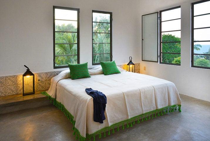 Casita Luna — Bedroom
