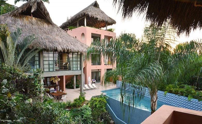 Villa Pericos — The villa