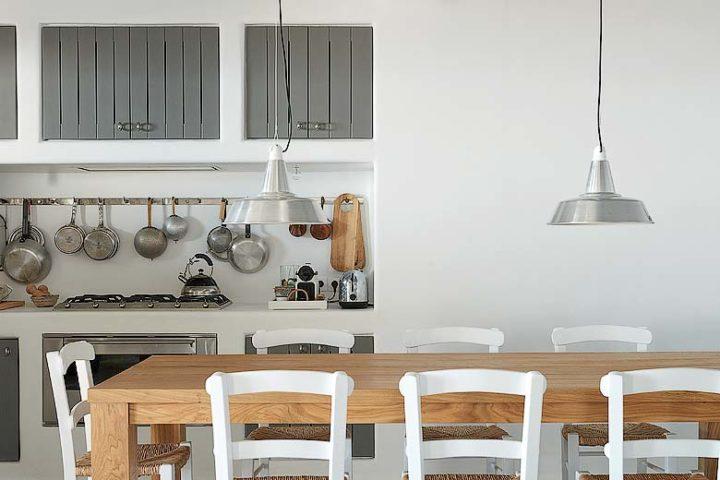 Mykonos Villa — Dining area
