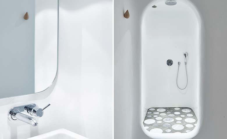 Mykonos Villa — Bathroom
