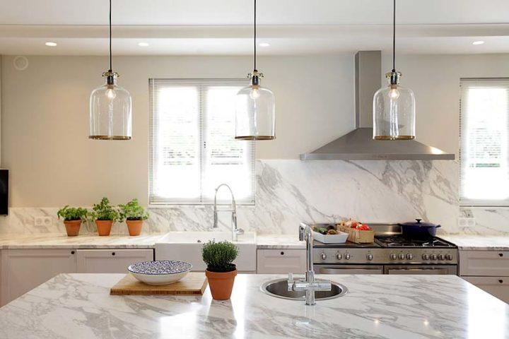 Villa d'Antibes — Kitchen