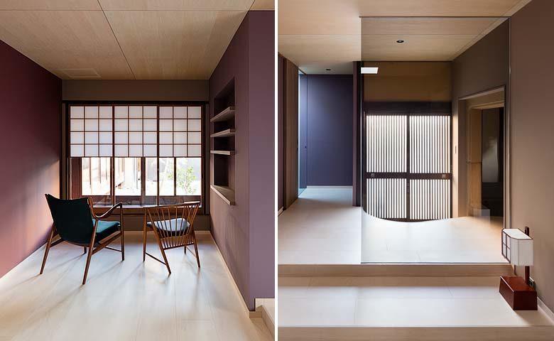 Nichinichi Townhouse — Interior