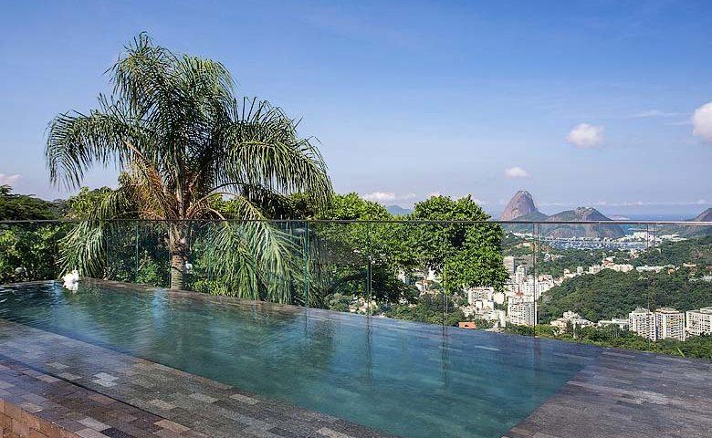 Casa Marques — Casa Marques rooftop pool