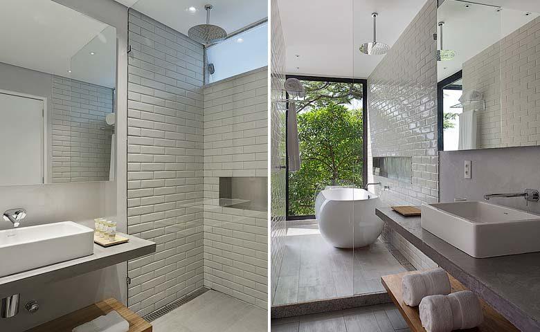 Casa Marques — Bathrooms