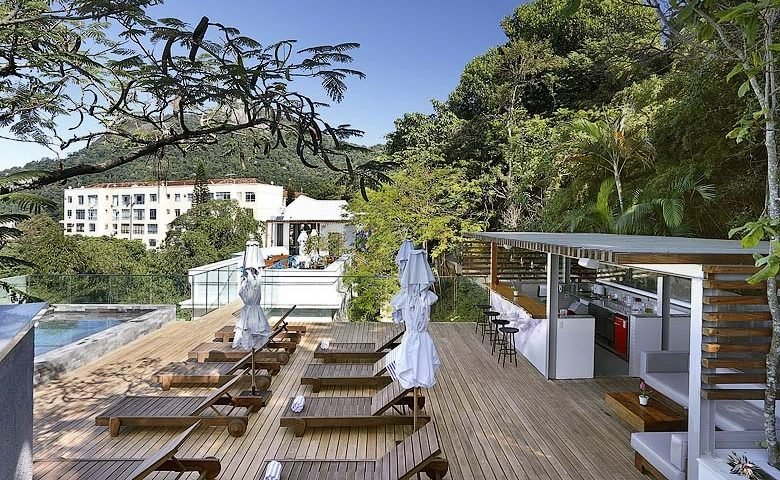 Casa Marques — Rooftop pool and bar