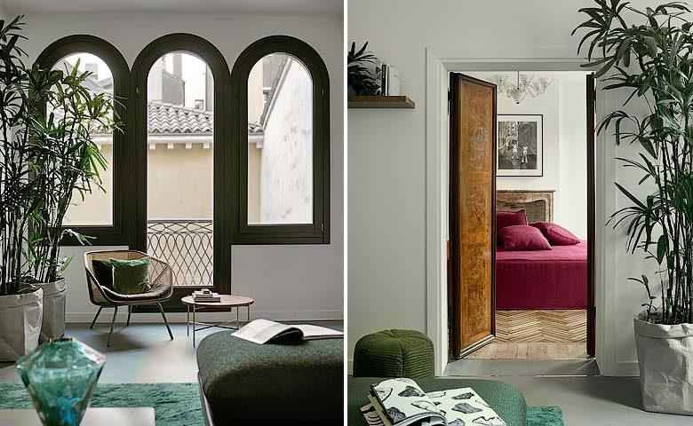 Casa Flora — Casa Flora living area