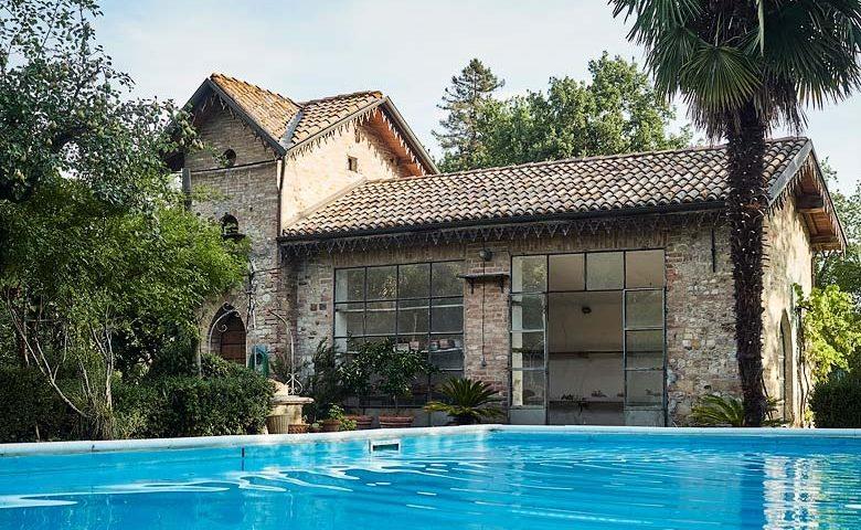 Il Borgo del Balsamico — Pool area